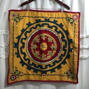 Natori Boho Pillowcase Cover Large